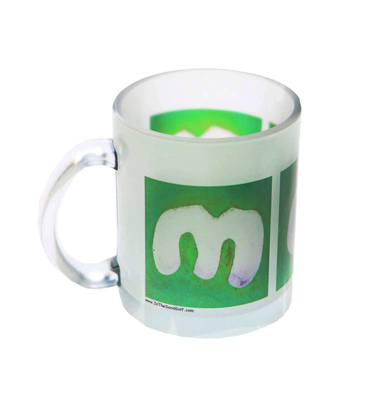 MOM Golf Frosted Mug