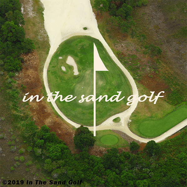 Golf Sand Trap Letters A-Z 4'x5'