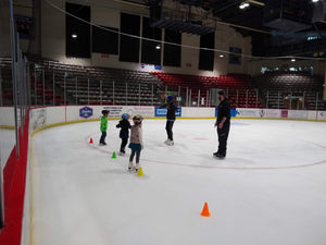 January Learn to Skate & Club Ice Information