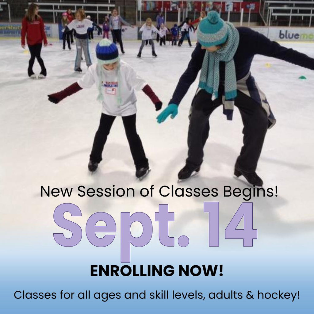 Learn to Skate is BACK!