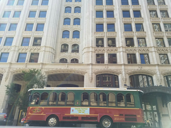 Downtown Trolley Tours
