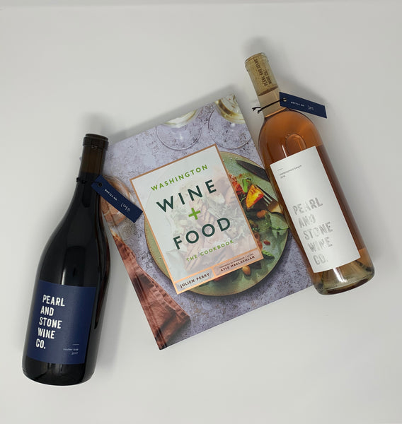 Cookbook - Washington Wine + Food
