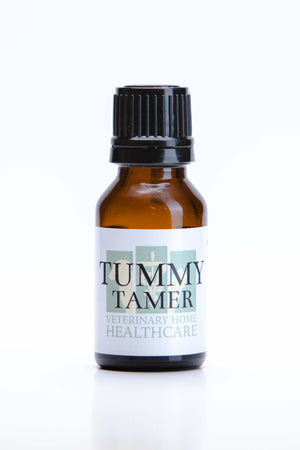 Tummy Tamer Essential Oil for dogs or humans - 15 ml