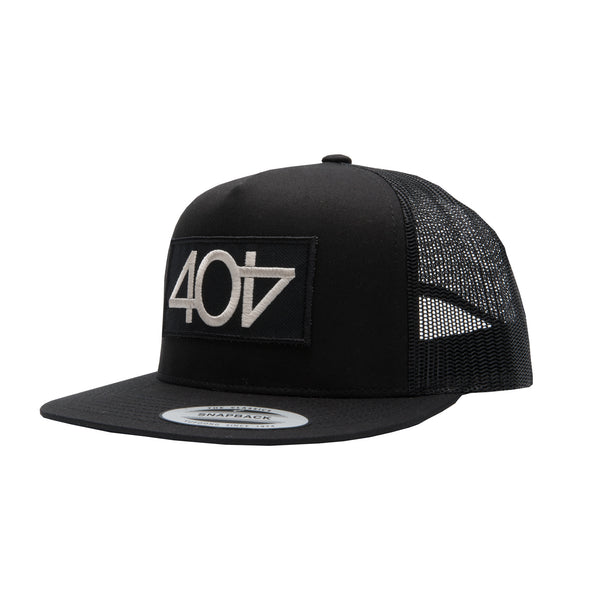 404 Original Black SnapBack Trucker