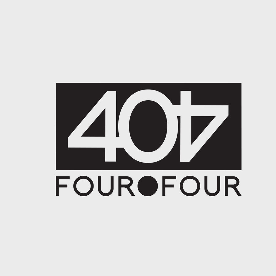 404 Dye Cut  Sticker