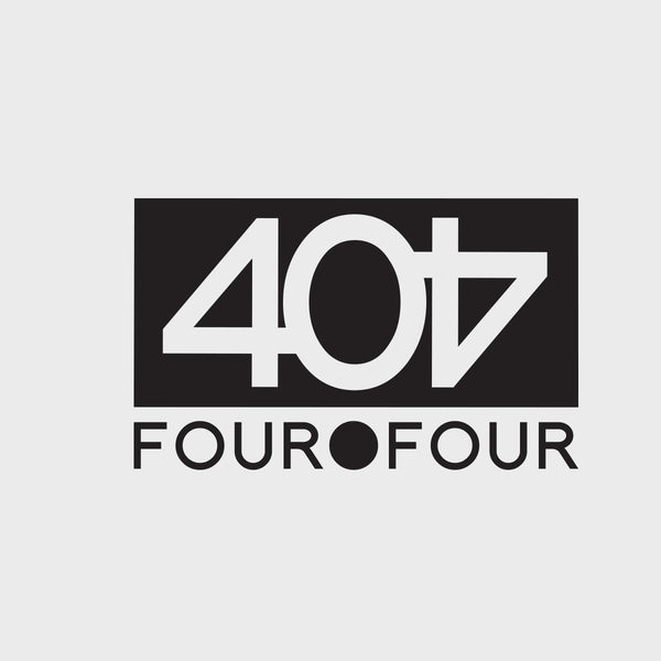 404 Sticker Medium 6.25 wide Die Cut