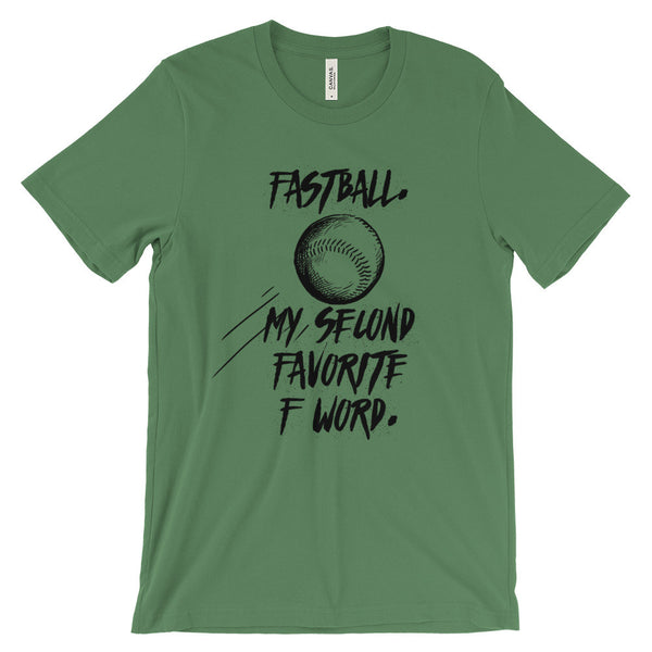 Fastball. My Second Favorite F Word ( Black Font)