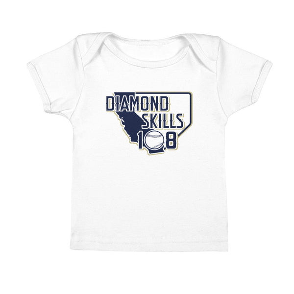 Infant Tee Diamond Skills 108