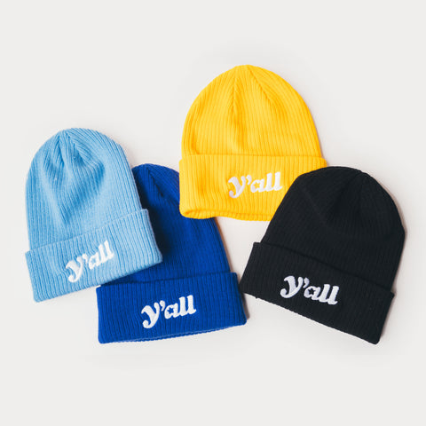 Beanies, Y'all!
