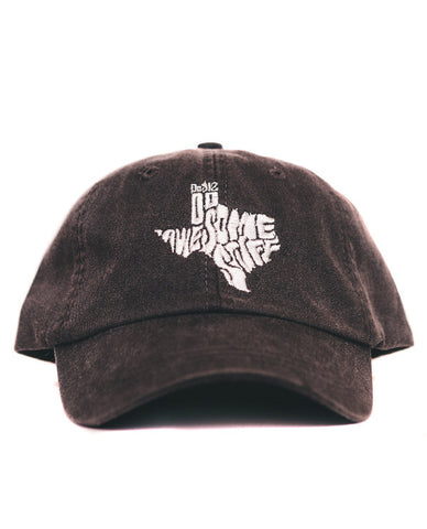 Black Texas Hat