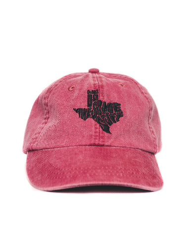 Red Texas Hat