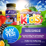 MANETABOLISM KIDS (GUMMY VITAMINS)