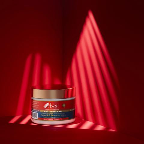 A-Maz-Zon Hair Day - Beautiful Beaming Mask