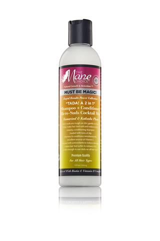 MUST BE MAGIC TADA! A 2in1 Shampoo+Conditioner Micro-Suds Cocktail Mix