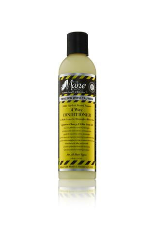 PROCEED WITH CAUTION 4 WAY CONDITIONER