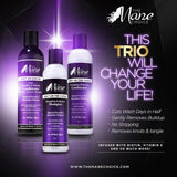 Easy On The CURLS & Soft As Can Be Trio (Shampoo & Conditioning Set)
