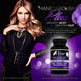 Manetabolism Plus Vitamins - 6 Month Supply