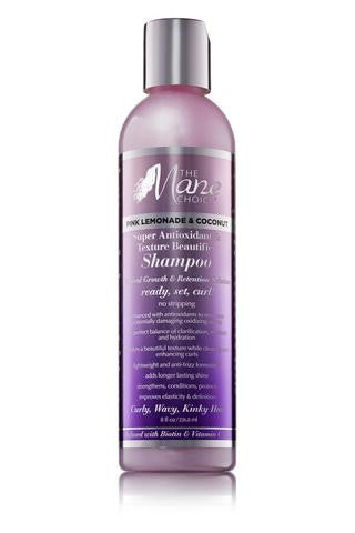 Pink Lemonade & Coconut Super Antioxidant & Texture Beautifier Shampoo