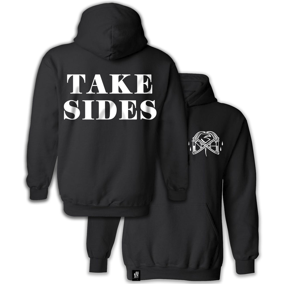 TAKE SIDES - pullover
