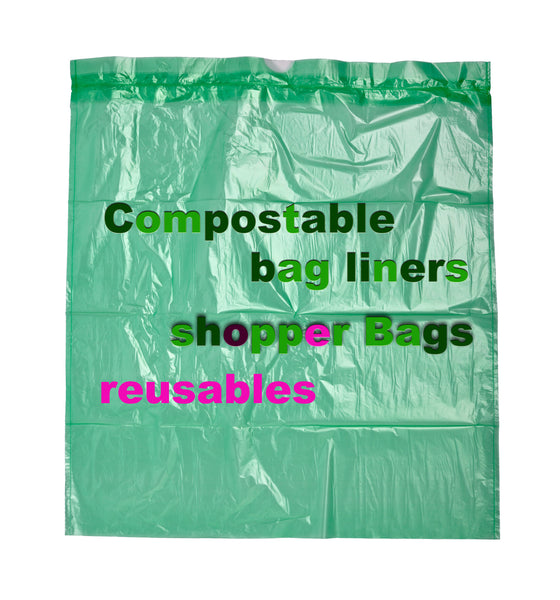 Tall 13 Gallon Food Scraps Bags