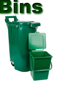 13 Gallon Food Waste Collection Bin