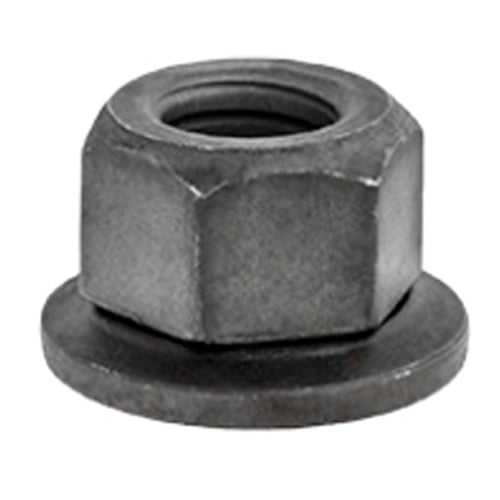 M6-1.0 Free Spinning Washer Nut 24mm Outside Diameter - Package Quantity 25 - Troyer Products