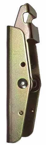 "1"" Tie Strap Locking Latch Assembly - Troyer Products"