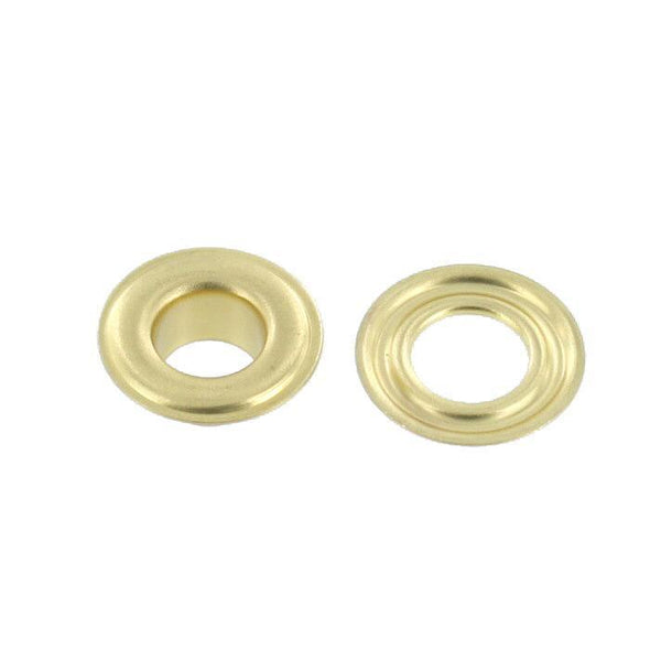 Grommets And Washers Brass #0