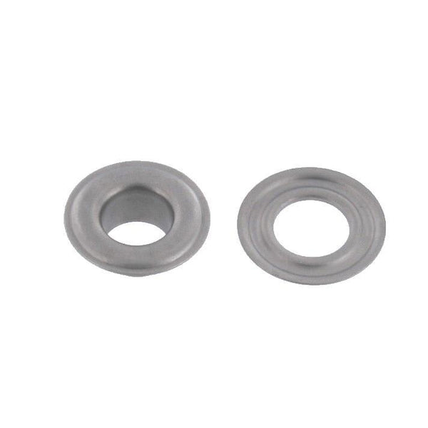 Grommets and Washers Nickel #0