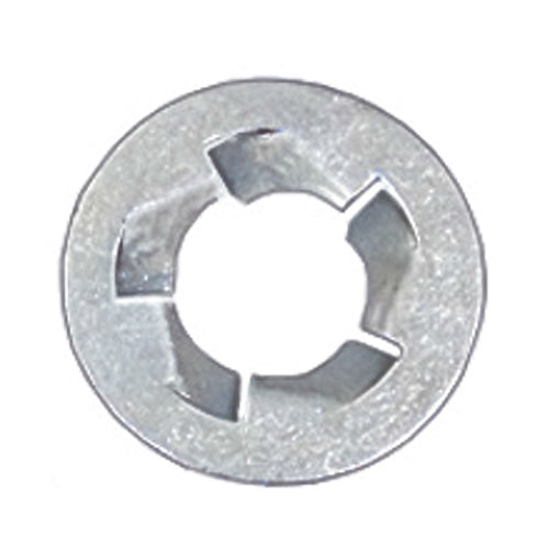 "Pushnut Bolt Retainer 1/2"" Bolt 15/16"" Outside Diameter - Package Quantity 100 - Troyer Products"
