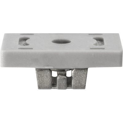 Front & Rear Bumper Specialty Nut with Plastisol Pad