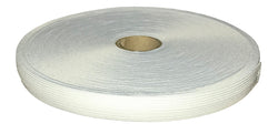 "3/4"" White Extra Strong Elastic - 36Yards per Roll"
