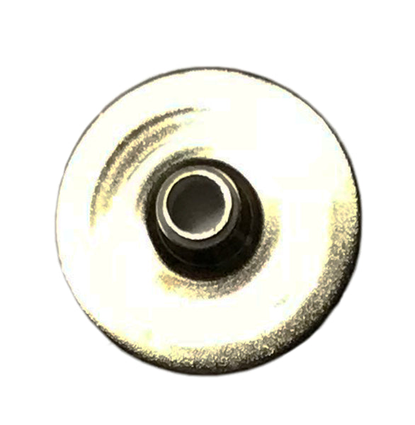 Eyelet Post Nickel Brass