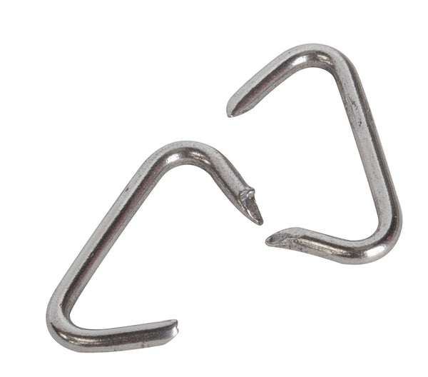 "#14 Hog Ring 3/4"" - Sold by the Pound (Approximately 465 rings per lbs.) - Troyer Products"