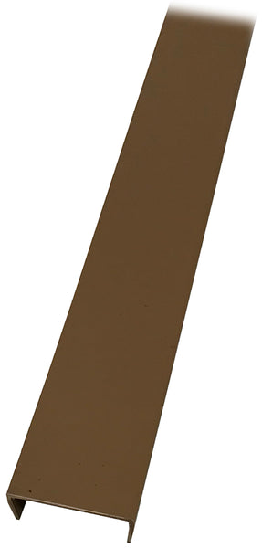 "U Channel 1 1/8"" – Tan"