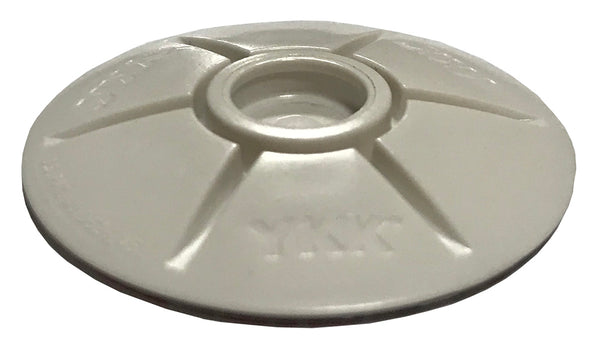 YKK® SNAD® Domed White Socket 40 mm