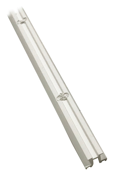 Low Profile Curtain Track - White - Package Quantity 600 Feet per Box - Troyer Products