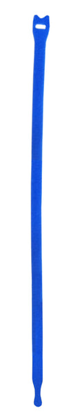 "VELCRO® Brand ONE-WRAP® Tie Straps BLUE - 18"" X 3/4"" - Troyer Products"
