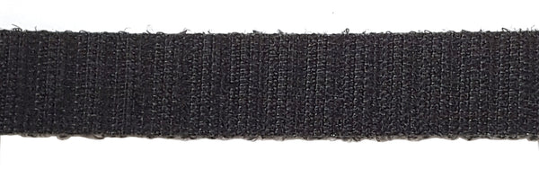 "VELCRO® Brand BACK-TO-BACK®; Hook 88 - Loop 2000 3/4"" Black - 36"" Strip - Package Quantity One Roll - Troyer Products"