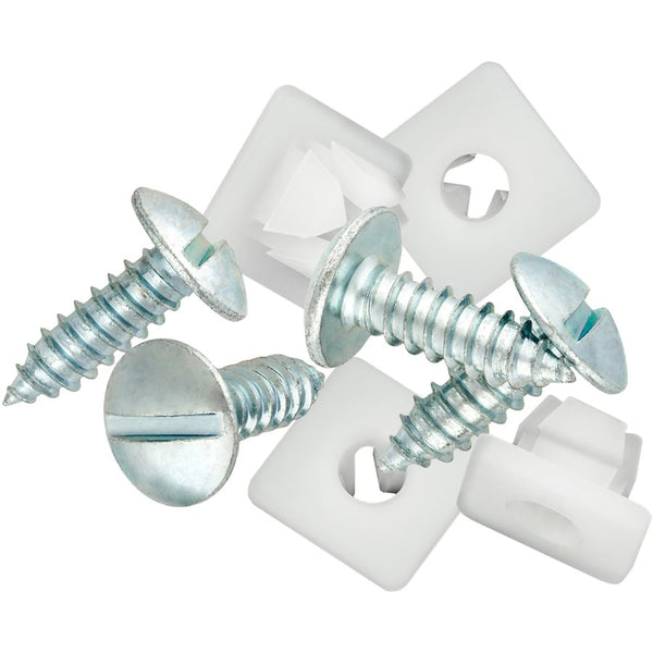Replacement License Plate Screw kit