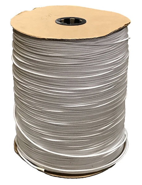 "Braided Welt Cord XF 5/32""  1250 Yards/Spool, 5000 Yards/Case"