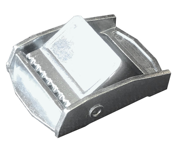 Buckle Cam Spring Loaded Zinc 1""