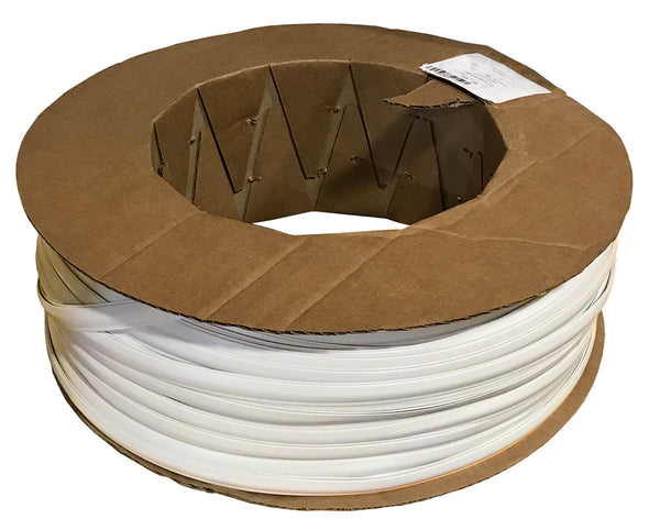 Gimp Extrusion - Ivory 0.875 - Package Quantity 1,000 Feet per Roll - Troyer Products