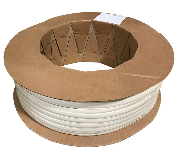 Gimp Extrusion - Sand 0.875 - Package Quantity 1,000 Feet per Roll - Troyer Products