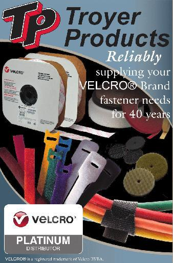 Troyer Products VELCRO® Brand