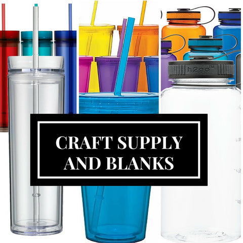 Craft Supply and Blanks