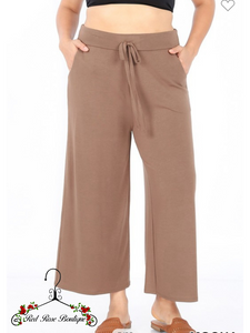 Lazy Day Lounge Capris