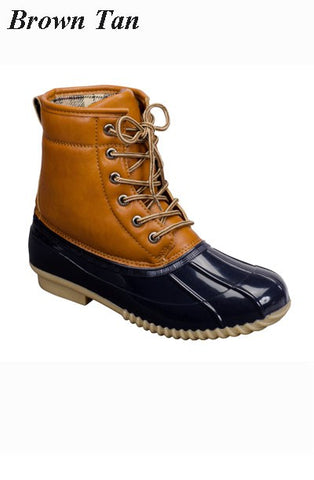 SALE!! Duck Boots