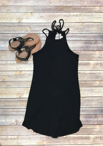 SALE!! Keyhole back dress