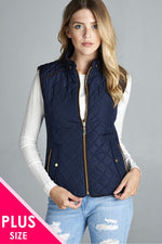 Load image into Gallery viewer, SALE!! Quilted Vest